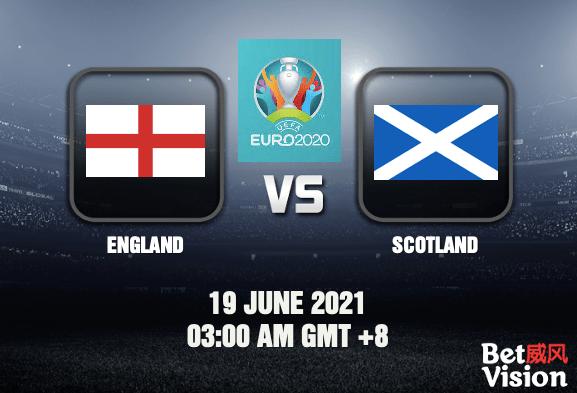 England v Scotland Prediction EURO 2020 19 JUN 21