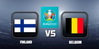 Finland v Belgium Prediction EURO 2020 22 JUN 21