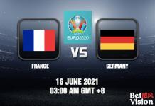 France v Germany EURO 2020 16 JUN 21