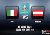Italy v Austria Prediction EURO 2020 27 JUN 21