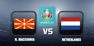N Macedonia v Netherlands Prediction EURO 2020 22 JUN 21