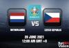Netherlands v Czech Prediction EURO 2020 28 JUN 21