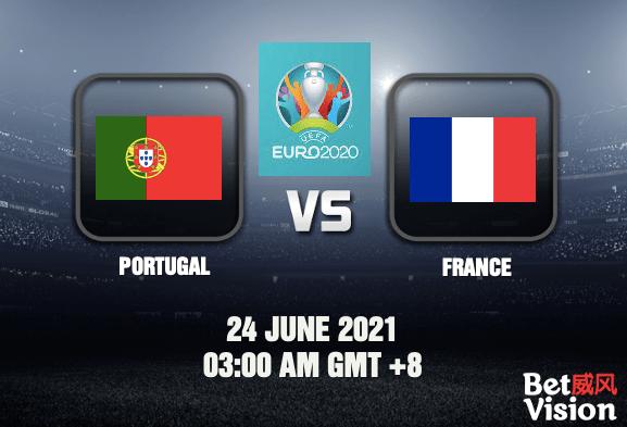 Portugal v France Prediction EURO 2020 24 JUN 21