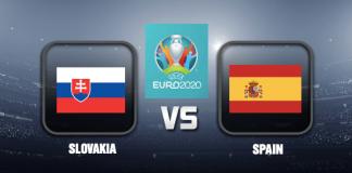 Slovakia v Spain Prediction EURO 2020 24 JUN 21