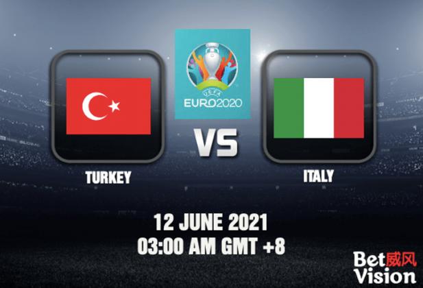 Turkey v Italy Prediction - EURO 2020 - 12/06/21