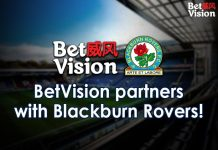 BetVision partners with Blackburn Rovers