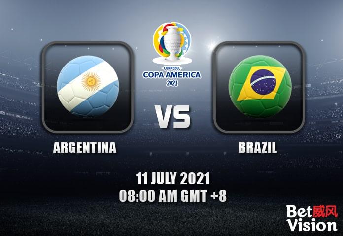 Brazil v Argentina Prediction Copa America 11 JUL 21-min