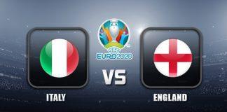 Italy v England Prediction EURO 2020 Final 12 JUL 21