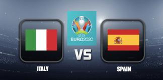 Italy v Spain Prediction EURO 2020 07 JUL 21
