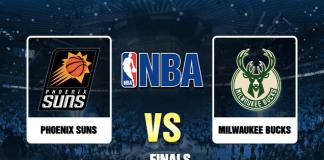 Suns v Bucks Game 4 Prediction 15 JUL 21