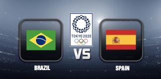 Brazil v Spain Prediction Tokyo 2020 Mens Football 07 AUG 21