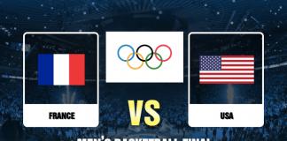 France v USA Basketball Prediction - Tokyo 2020 Final - 5 AUG 21