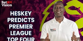 Heskey predicts Premier League Top Four for 2021-22