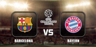 Barcelona v Bayern Prediction - UCL - 15 SEP 21