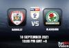Barnsley v Blackburn Prediction - EFL Championship - 18 SEP 21