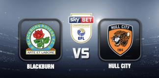Blackburn v Hull Prediction EFL Championship 15 SEP 21