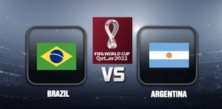 Brazil v Argentina Match Prediction WC Qualifiers 6 SEP 21