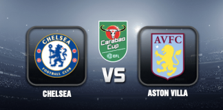 Chelsea v Aston Villa Prediction - EFL Cup - 23 SEP 21