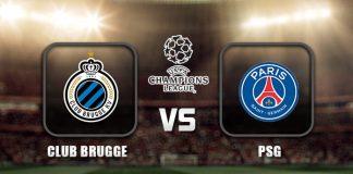 Club Brugge v PSG - UCL - 16 SEP 21
