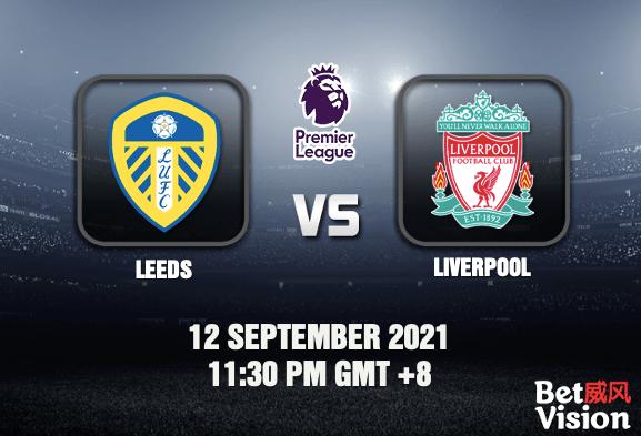 Leeds v Liverpool Prediction - EPL - 12 SEP 21