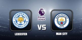 Leicester v Man City Match Prediction - EPL - 11 SEP 21