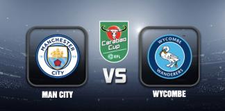 Man City v Wycombe Prediction - EFL Cup - 22 SEP 21