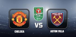 Man Utd v West Ham EFL Cup Prediction 23 SEP 21