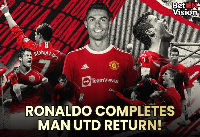 Ronaldo completes Man Utd return-min