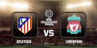 Atletico v Liverpool Prediction Champions League 21 OCT 21