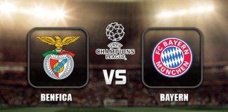 Benfica v Bayern Prediction UCL 21 OCT 21