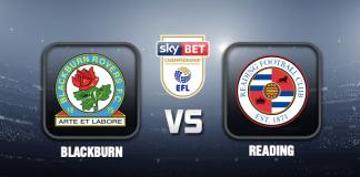 Blackburn V Reading Prediction EFL Championship 23 OCT 21