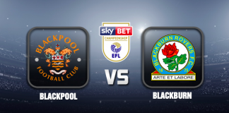 Blackpool v Blackburn Prediction - EFL Championship - 02 OCT 21