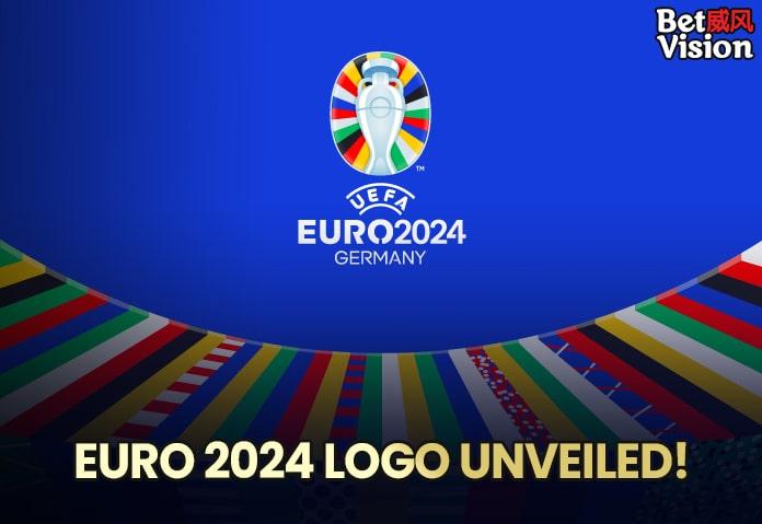 EURO 2024 Logo Unveiled 10-06-21