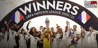 France wins Nations League