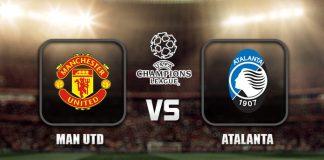 Man Utd v Atalanta Prediction Champions League 21 OCT 21