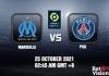 Marseille v PSG Prediction Ligue 1 25 OCT 21