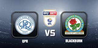QPR v Blackburn Prediction EFL Championship 20 OCT 21
