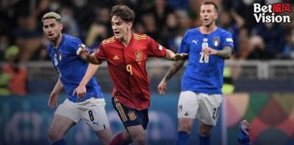 Spain ends Italy streak