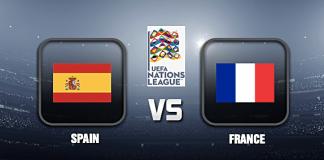 Spain v France Prediction UEFA Nations League 11 OCT 21