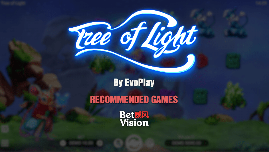 Tree of Light by EvoPlay